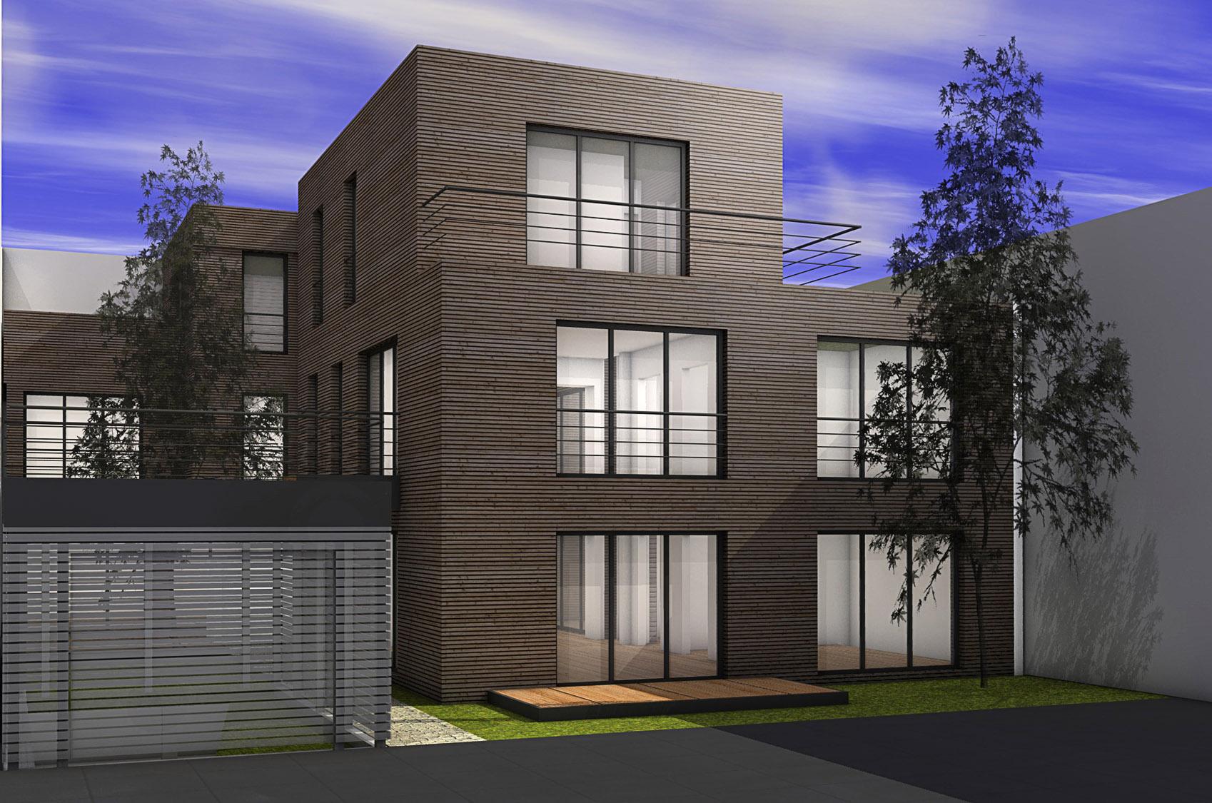 Passivhaus modern  Passivhaus – modern und umweltfreundlich bauen