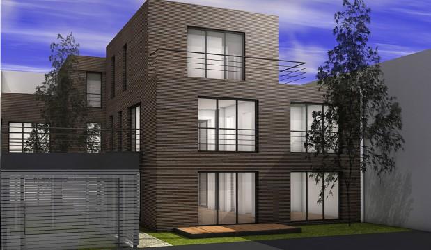 Bessungen: 5 Eigentumswohnungen