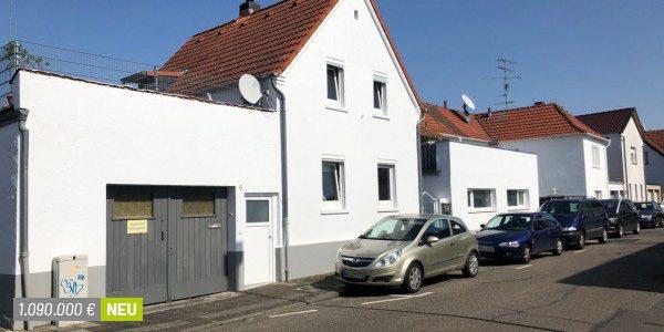 64347 Griesheim: Mehrfamilienhaus